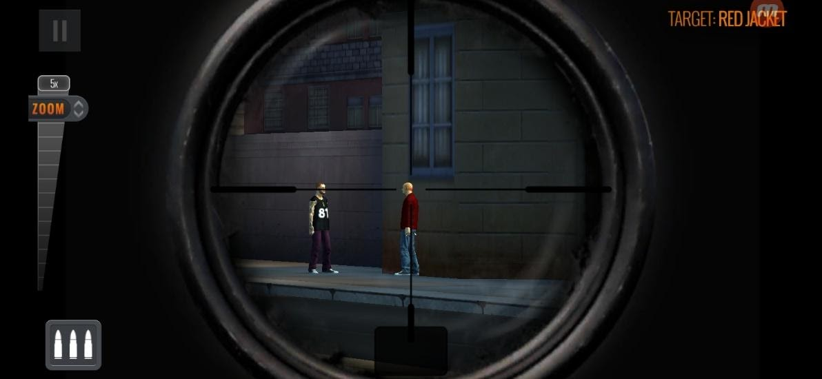 Sniper 3D Game Play